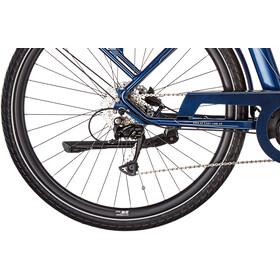 Ortler Montana Eco - Vélo de trekking électrique - bleu